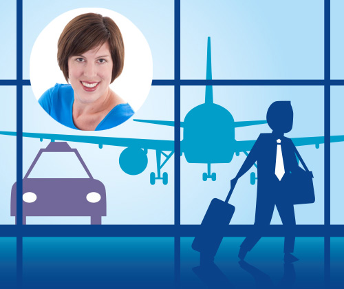Better Business Travel wordt gerund door zakelijk reisadviseur Lori Duin