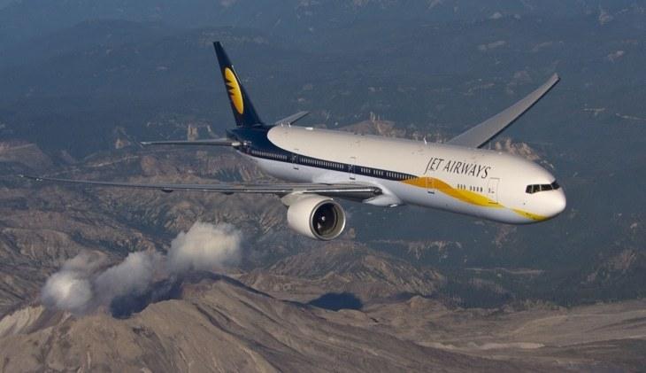 Jet Airways stopt alle internationale vluchten